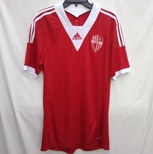 NWT Adidas Formation Soccer Jersey